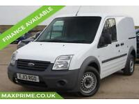 FORD TRANSIT CONNECT 1.8 T200 LR VDPF 1D 90 BHP 1 OWNER FROM NEW + JUST SERVICED