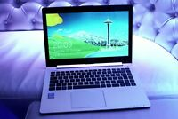 Laptop Asus S400 i5 6gig ram window 7 tactile garantie 1 an