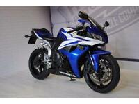 2008 - HONDA CBR600RR RR-7, EXCELLENT CONDITION, £5,250 OR FLEXIBLE FINANCE