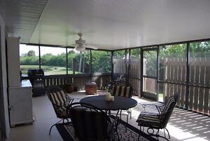 2 Bedroom 2 full bath Quad for rent in North Fort Myers, FLA