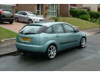 MK1 FORD FOCUS 3 or 5 DOOR