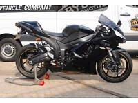 2009 - KAWASAKI ZX6R, IMMACULATE CONDITION, £5,250 OR FLEXIBLE FINANCE TO SUIT