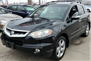 2009 Acura RDX TECH Package