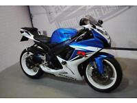 2014 - SUZUKI GSXR600 L1, EXCELLENT CONDITION, £6,450 OR FLEXIBLE FINANCE