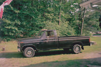 1985 Classic Pick-Up Truck