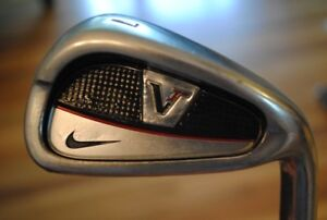Nike Victory Red Full cavity irons 4-9, P, AW