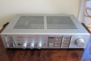 PIONEER A-30 STEREO INTEGRATED AMP AMPLIFIER *NICE* LIKE SONY