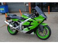 2000 X KAWASAKI ZX6 R J1 WITH VIPER EXHAUST, EXCELLENT CONDITION, £2,500