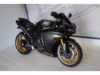 2010 - YAMAHA YZF-R1 998CC, IMMACULATE CONDITION, £8,000 OR FLEXIBLE FINANCE