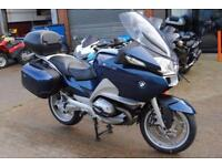 2008 BMW R1200RT SE, EXCELLENT CONDITION, £6,490 OR FLEXIBLE FINANCE TO SUIT YOU
