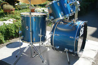 UPGRADED COMPLETE CB DRUM SET PACKAGE