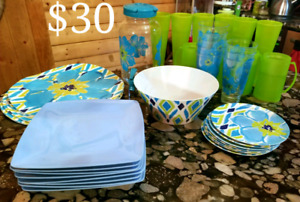 Patio Dinnerware