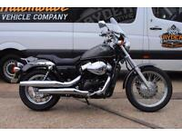 2011 - HONDA VT750 SHADDOW, EXCELLENT CONDITION, £4,750 OR FLEXIBLE FINANCE