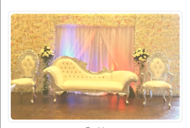 Weddining stage hire from £250