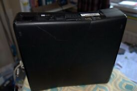 X box 360 slim, cables included,works ok,