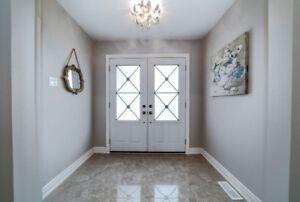 4 Bedroom, 4 Washroom Renovated Home - In Oshawa