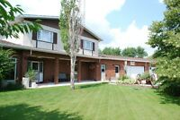 50 Acres with Modern 2800 sq. ft. Home.