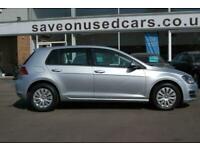 2014 Volkswagen Golf 1.2 TSI 105 S 5dr DSG Auto Hatchback Petrol Automatic