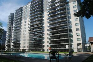2 bdrm apartment at Don mill-Sheppard