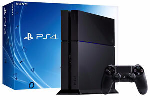 PS4 500gb + Uncharted 4 + Metal Gear Solid V