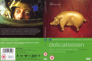 Delicatessen Dvd-Region 2(Europe)/Import