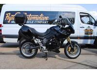 2009 - TRIUMPH TIGER 1050, FULL LUGGAGE, EXCELLENT - £4,750 OR FLEXIBLE FINANCE