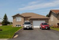 Hanmer-7 Year old bungalow/attached garage $325,500