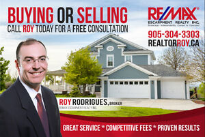 Helping families in Hamilton area since 1995, Buying or Selling