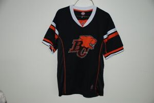 BC Lions  football jersey Size Adult Small