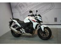 2013 - HONDA CB500 F-A, EXCELLENT CONDITION, £3,400 OR FLEXIBLE FINANCE