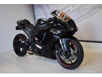 2007 - KAWASAKI ZX6R P7F DRAG BIKE WITH EXTENDED SWING ARM - £3,500