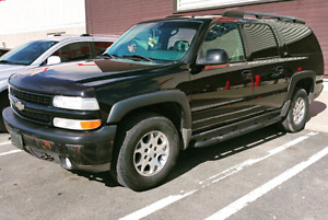CERTIFIED AND ETESTED 2002 Chevy Suburban Z71 4x4