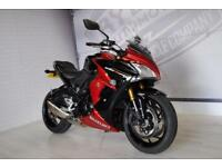 2016 SUZUKI GSXS 1000 FA TOURING IMMACULATE CONDITION £8,250 OR FLEXIBLE FINANCE