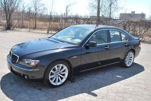 2007 BMW 7-Series Berline - BMW 750i