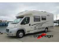 Carthago Chic C-Line T4.2 LHD 2013 Fiat Low-Profile Motorhome 150hp 2 Berth