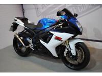 2013 SUZUKI GSXR750, EXCELLENT CONDITION, £6,000 OR FLEXIBLE FINANCE TO SUIT YOU