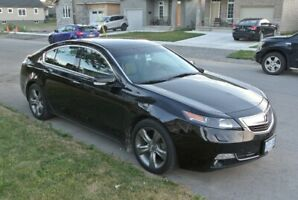 2014 Acura TL SH-AWD w/ Technology Package