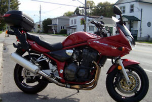 2001 Suzuki Bandit 1200S - Near Mint - $3950