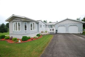 Immaculate modular home in well-desired park MLS 1025731