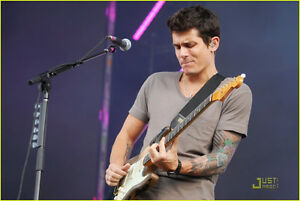 John Mayer Bell Centre 5 Floor Tickets Row FF