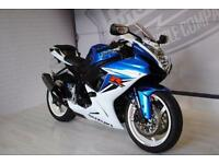 2012 - SUZUKI GSXR600, IMMACULATE CONDITION, £6,250 OR FLEXIBLE FINANCE TO SUIT