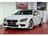 2016 BMW 6 Series 640D M SPORT GRAN COUPE Auto Coupe Diesel Automatic