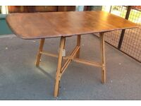 Drop Flap Ercol Dining Table