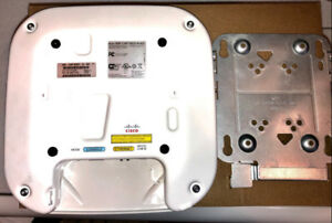 Cisco Aironet 1602I Wireless Access Point w/ ceiling mounts