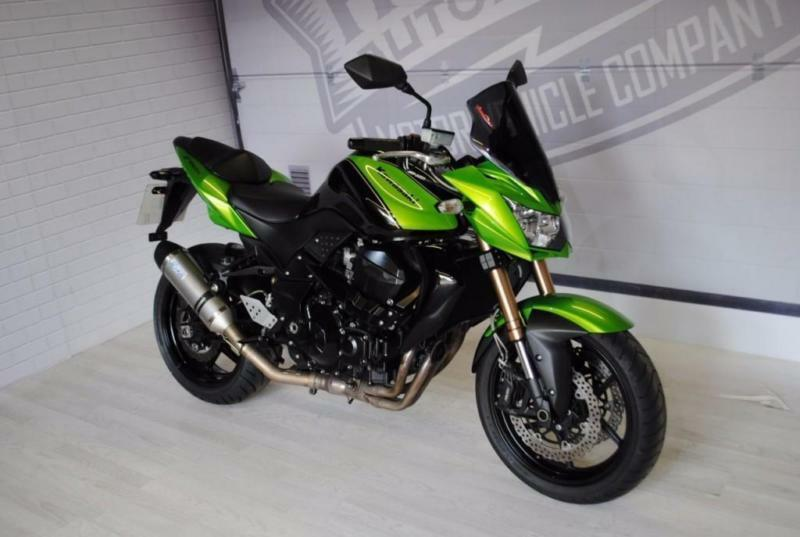 2012 - KAWASAKI Z750 R, EXCELLENT CONDITION, £4,600 OR FLEXIBLE FINANCE