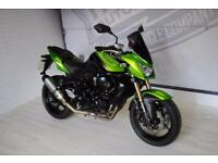 2012 - KAWASAKI Z750 R, EXCELLENT CONDITION, £4,600 OR FLEXIBLE FINANCE
