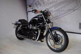 2013 - TRIUMPH SPEED MASTER 865, IMMACULATE CONDITION, £6,250, FLEXIBLE FINANCE