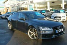 image for 2014 Audi A7 3.0 TDI Quattro Black Ed 5dr S Tronic [5 Seat] Auto Hatchback Diese