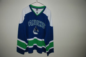 Vancouver Canucks jersey Adult Large