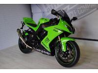 2008 - KAWASAKI ZX10R NINJA, IMMACULATE CONDITION, £5,950 OR FLEXIBLE FINANCE